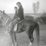 Soon after that he brought home a polo pony for me but I was very uneasy with such a high-spirited animal. I had ridden only a few times as a young girl when I lived with my grandmother on the farm in Palmira, and those horses were placid work animals.
